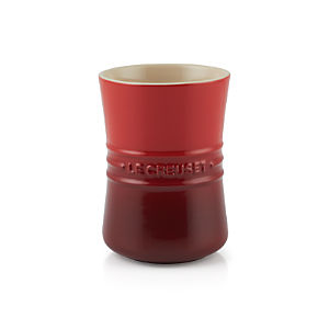 Le Creuset ® 1 Qt. Cherry Utensil Holder