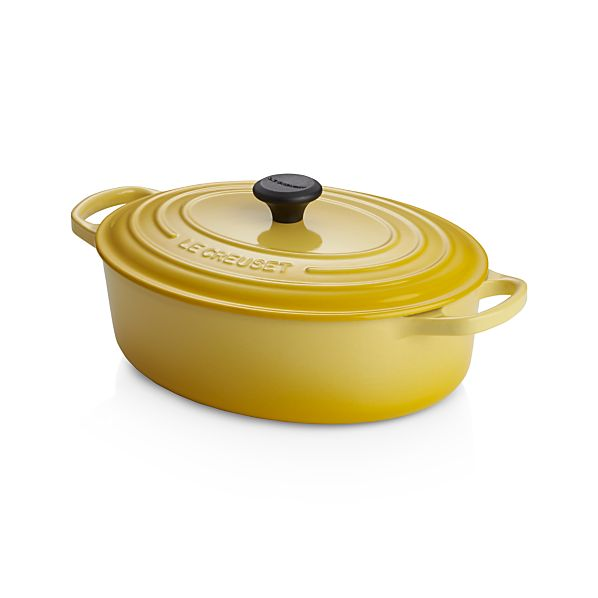 Le Creuset ® Signature 3.5-qt. Soleil Oval French Oven