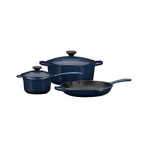 Le Creuset Ink 5-Piece Cookware Set