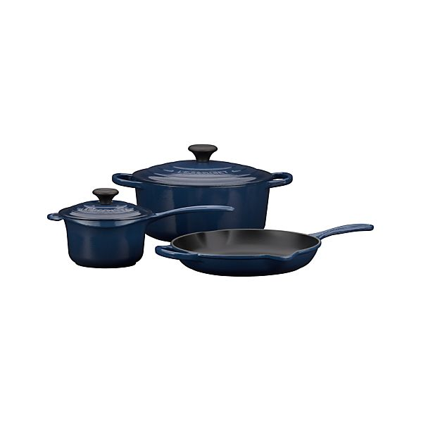 Le Creuset® Ink 5-Piece Cookware Set