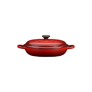 Le Creuset® Signature 3.5 qt. Cherry Everyday Pan