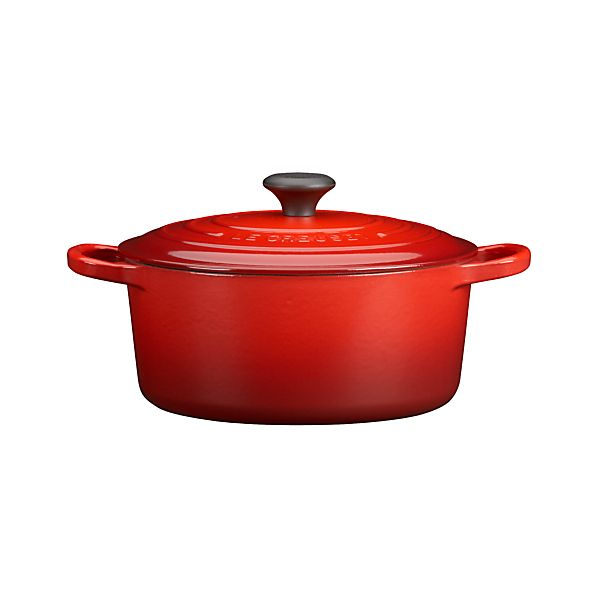 Le Creuset® 3.5 qt. Round Cherry French Oven with Lid