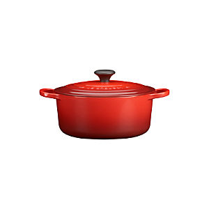 Le Creuset ® Signature 5.5 qt. Round Cherry French Oven with Lid