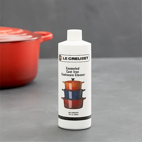 Le Creuset ® Enameled Cast Iron Cookware Cleaner