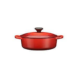 Le Creuset® Signature 3.5 qt. Wide Round Cherry French Oven with Lid