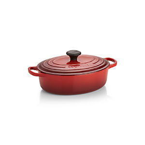 Le Creuset ® Signature 3.5-qt. Cherry Oval French Oven