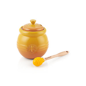 Le Creuset ® Honey Jar with Dipper