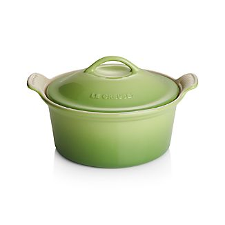 Le Creuset ® Heritage Covered Round Palm Baker