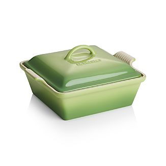 Le Creuset ® Heritage Covered Square Palm Baker