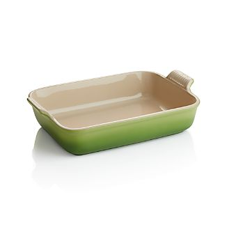 Le Creuset ® Heritage Palm Rectangle Baker