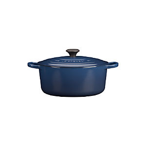 Le Creuset®  7.25 qt. Round Ink French Oven with Lid