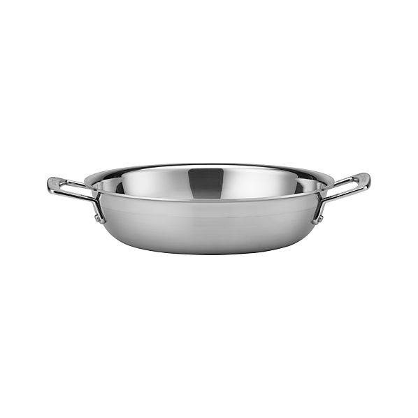 Le Creuset® Stainless Steel Braiser
