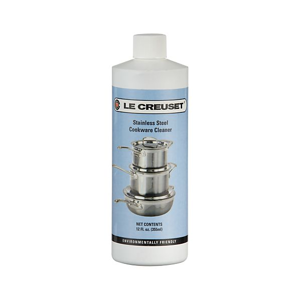 Le Creuset ® Stainless Steel Cookware Cleaner