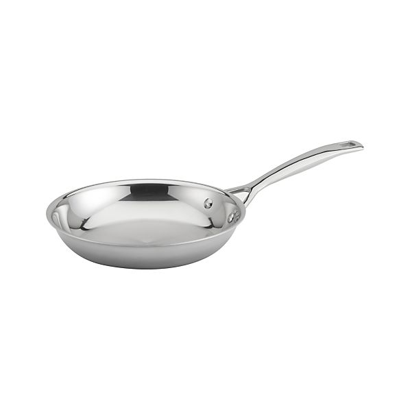 "Le Creuset ® Stainless Steel 8"" dia. Frypan"