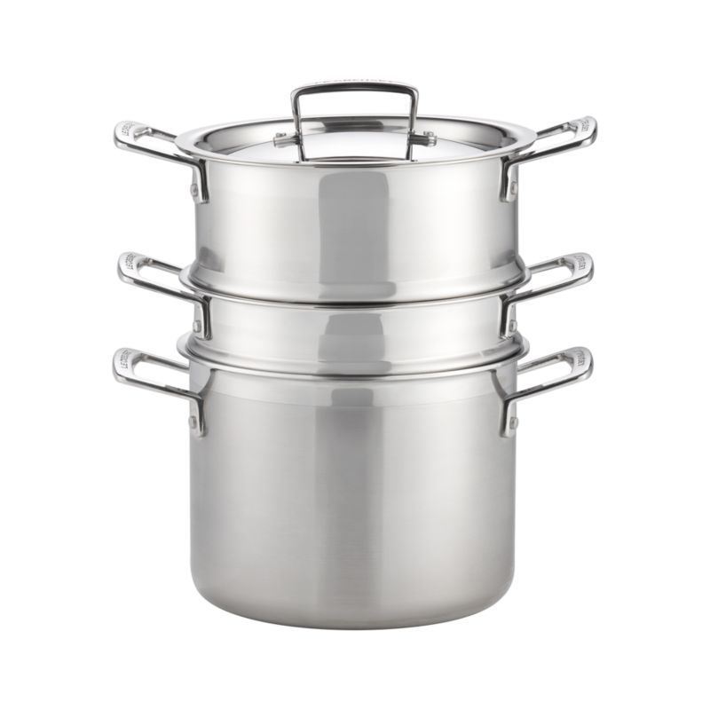 Le Creuset ® 5.25 qt. Stainless Steel Multipot