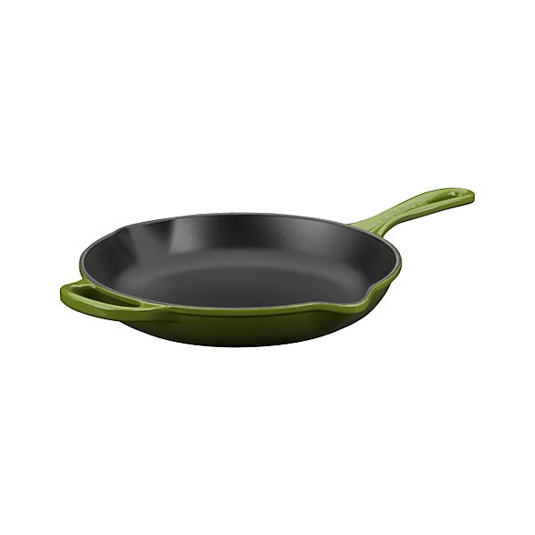 "Le Creuset ® Spinach 10"" Skillet"