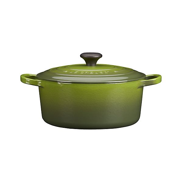 Le Creuset® 3.5 qt. Round Spinach French Oven with Lid