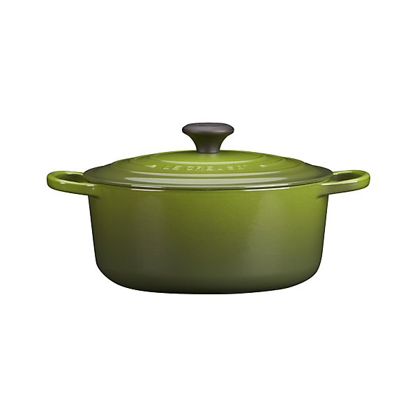 Le Creuset® 5.5 qt. Round Spinach French Oven with Lid