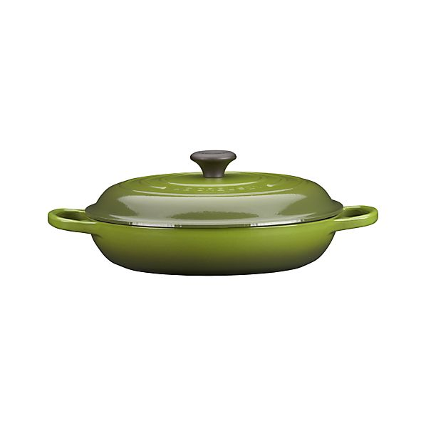 Le Creuset® Spinach Everyday Pan