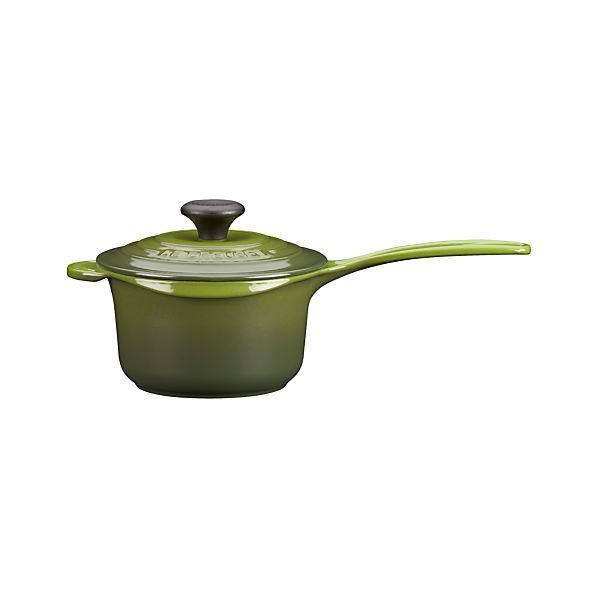 Le Creuset® 1.25 qt. Spinach Saucepan with Lid