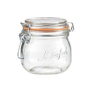 Le Parfait .5 Liter Jar