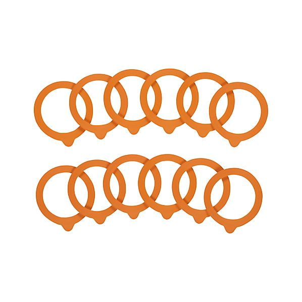 Set of 12 Le Parfait 100mm Gaskets