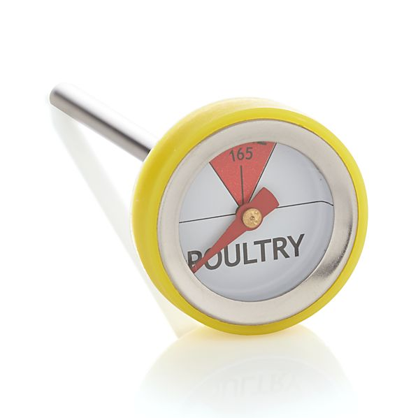 Leave-In Mini Poultry Thermometer