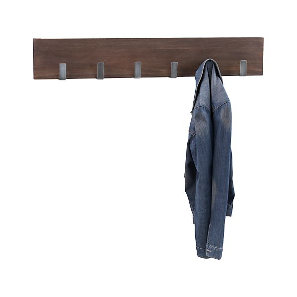 Leigh Wall Coat Rack