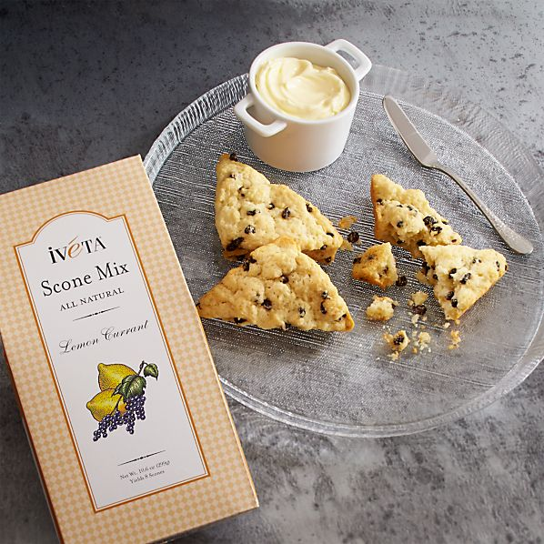 Lemon and Currant Scone Mix