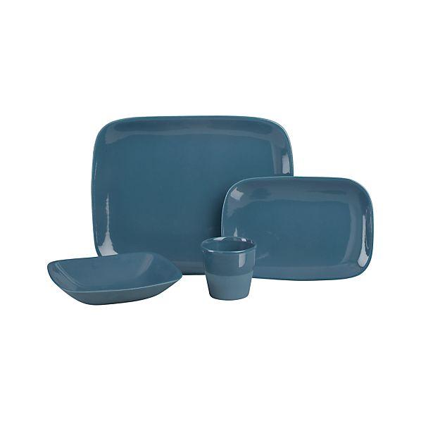 Leone Blue Dinnerware