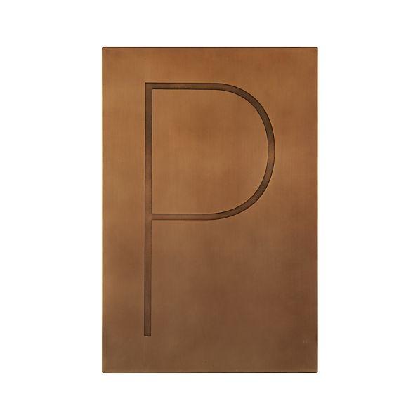 LetterPBrassF13