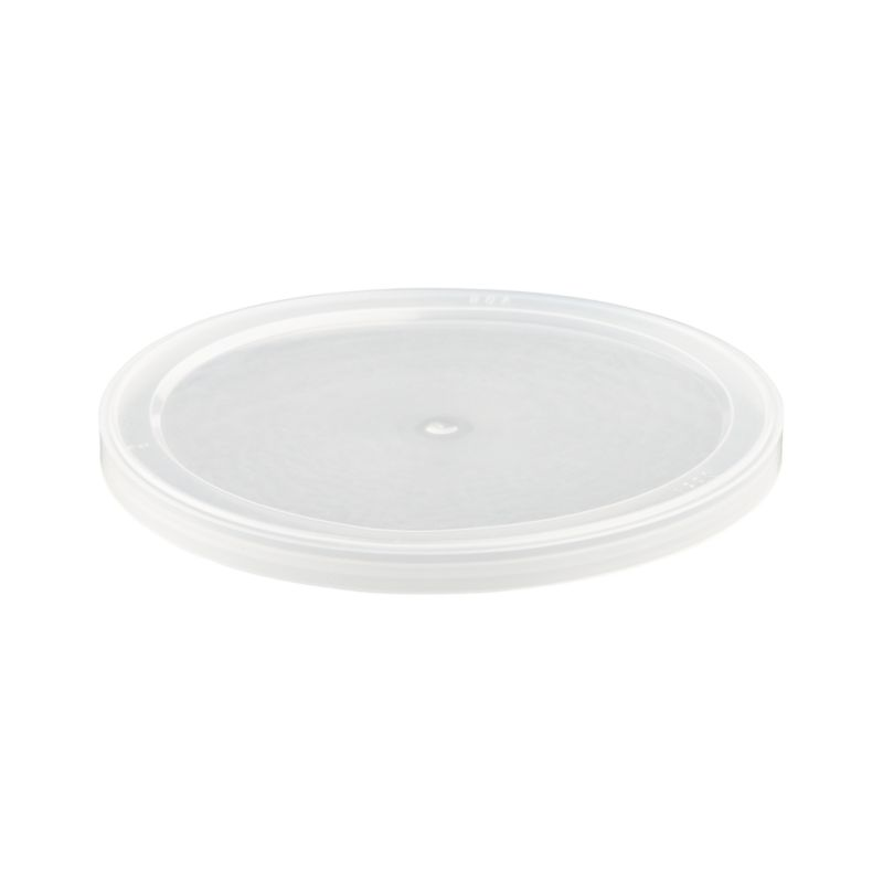 Tight-fitting plastic lid fits our popular pint-sized glass storage bowls.<br /><br /><NEWTAG/><ul><li>Do not microwave</li><li>Made in USA</li></ul>