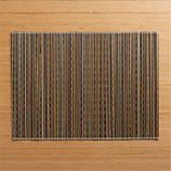 Lidi Bamboo Placemat