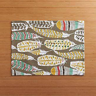 Light as a Feather Placemat