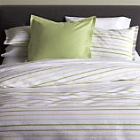 Lima Stripe King Duvet