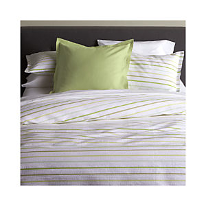 Lima Stripe Duvet Covers and Pillow Shams
