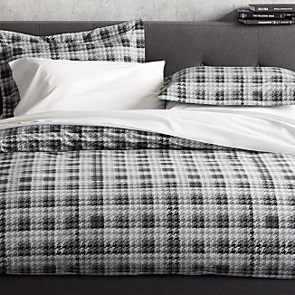 Linde Full/Queen Duvet Cover