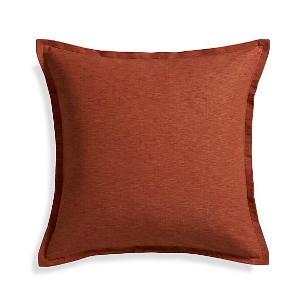 "Linden Copper 23"" Pillow"