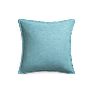 "Linden Lake 23"" Pillow with Down-Alternative Insert"