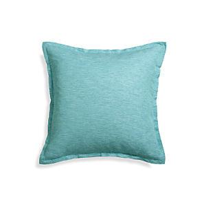 """Linden Ocean 23"""" Pillow"""