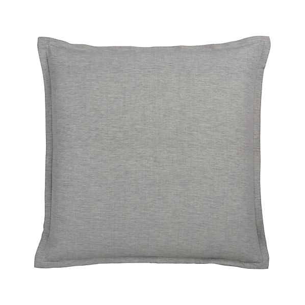 "Linden Grey 23"" Pillow"