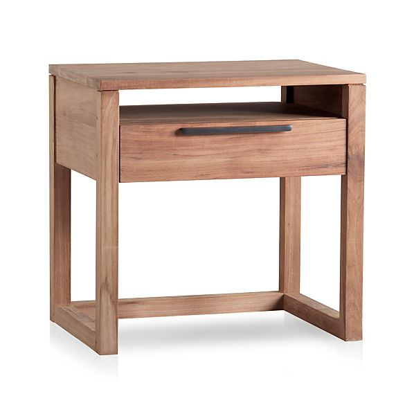 Linea 1-Drawer Nightstand