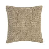 "Linen Knit Natural 18"" Pillow"