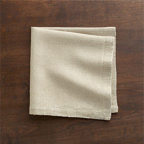 Linen Natural Napkin