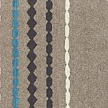 "Linnie 12"" sq. Rug Swatch."