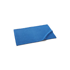 Liso Blue Bath Rug