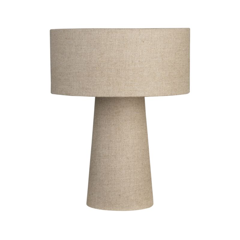 Lite Linen Shade Lamp