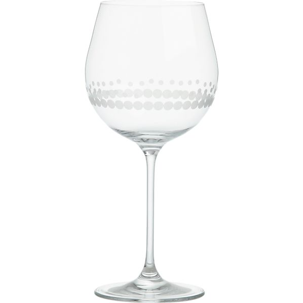 Livi Red Wine Glass