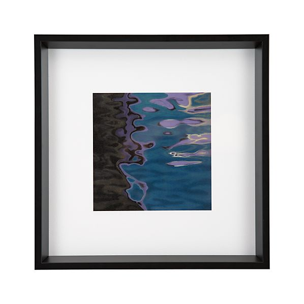 Living Water Purple Print