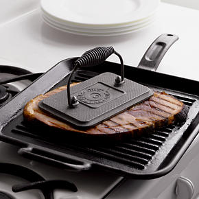 Lodge® Cast Iron Grill Pan